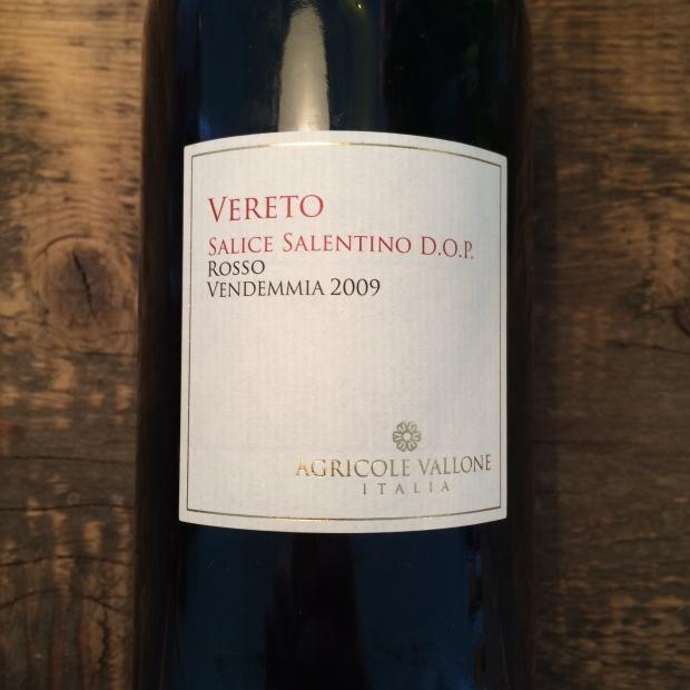 Vereto Salice Salentino 2009