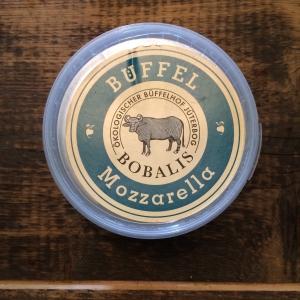 Jüterborger Büffelmozzarella