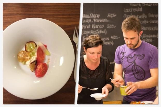 Foodcamp Franken Culinarypixel und Rocket And Squash