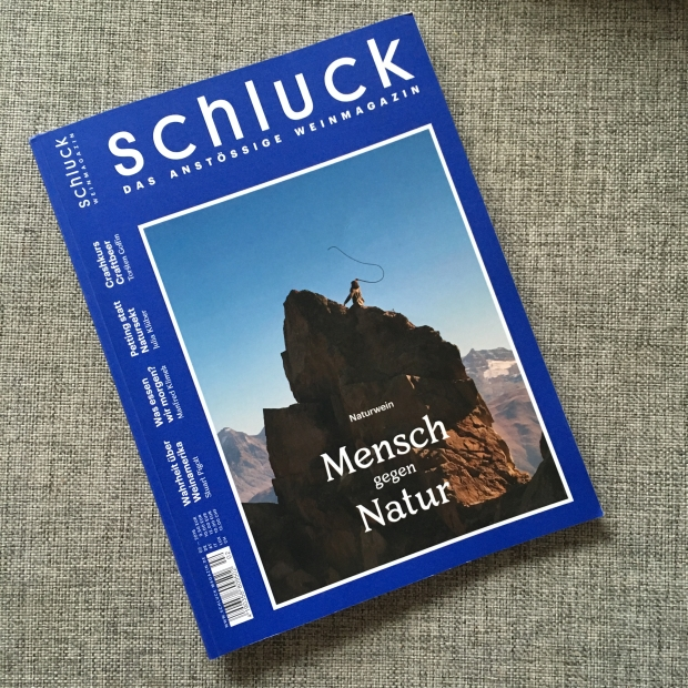 Schluck Cover